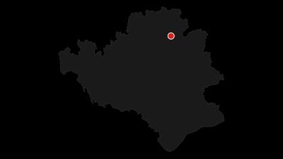 Karte / Johanniskirchen Wanderweg 4