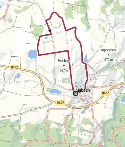 Karte / Gagastrunde