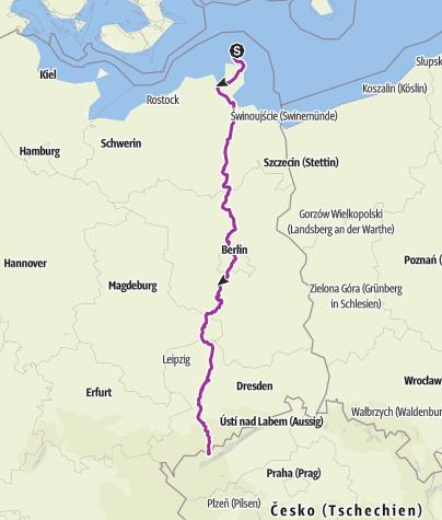 Kartta / Fichkona 2015 on GPSies.com