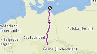 地图 / Fichkona 2015 on GPSies.com