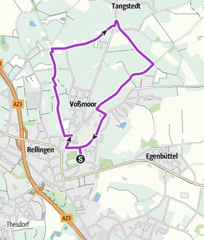Karte / Rellingen 2