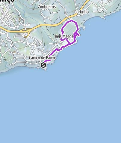 Karte / Galo Resort Mini-Morgenrunde