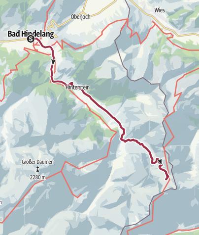 Map / Schrecksee