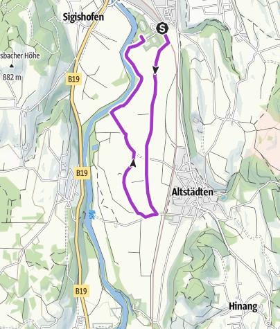 Karte / AOK-5K beim APM