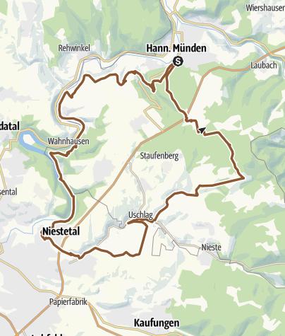 地图 / Hamü, Nieha, Nieta, Trail