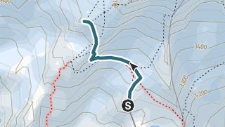 Карта / EUROTREK 2016_SIGNALKUPPE_DEN PRVNÍ