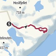 Kartta / Preikestolen – Die Wanderung zur Kanzel