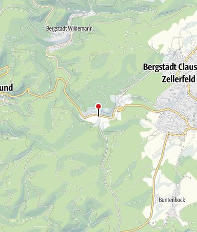 Karte / Sepp-Ruf-Hütte-Silbernaal