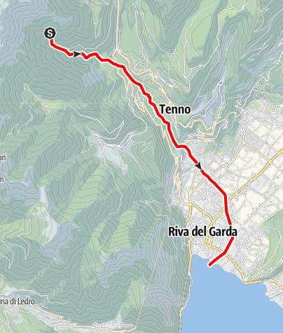 Mappa / Rio Varoncello I