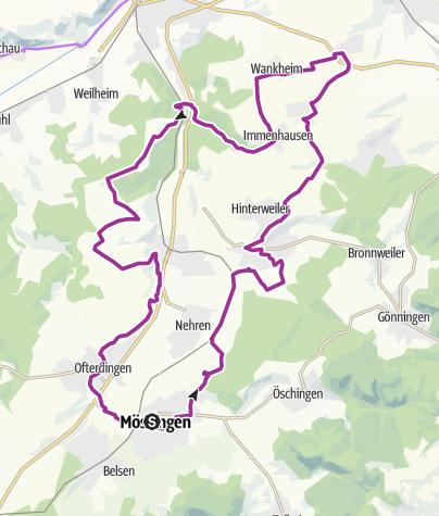 Karte / Streuobst-Tour