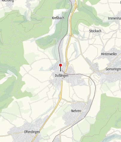 Map / Gemeinde Dußlingen