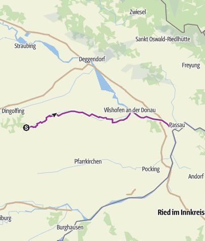 Map / Isar - Duna 5