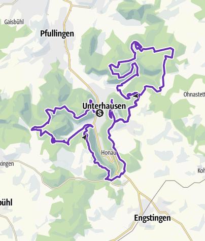 Karte / LSR MARATHON STRECKE NEU