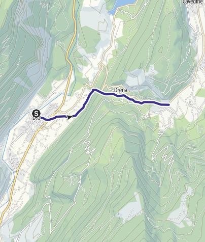Mappa / Torrente Salogone T