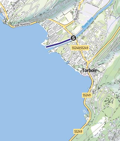 Map / Fiume Sarca U3