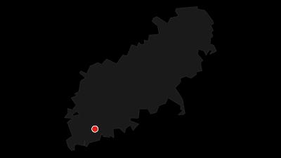 Karte / Donaufelsen-Tour