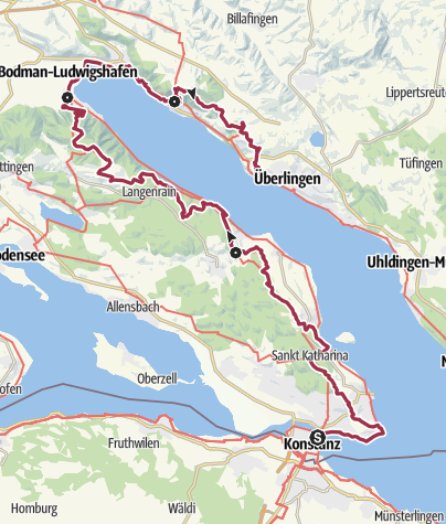Carte / Premiumweg SeeGang
