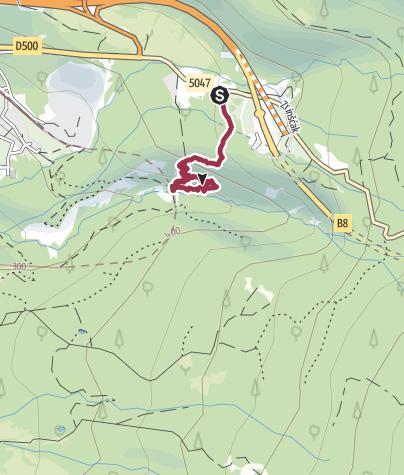 Map / Vela Draga