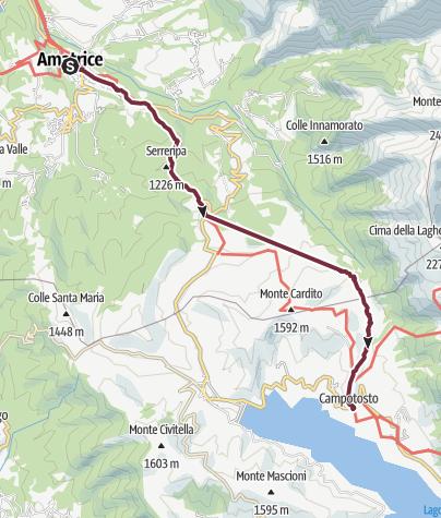 Карта / Abruzzen