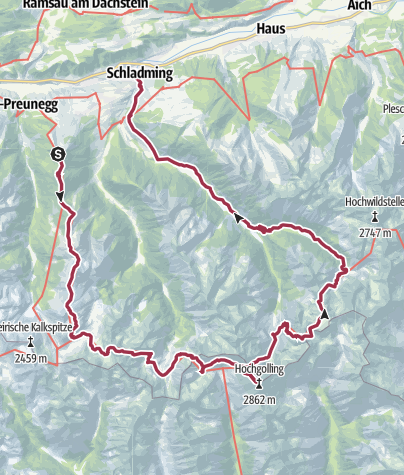 Map / Schladminger Sommer 2016
