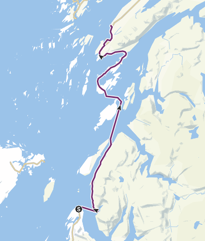 Map / 2016-Norway-Day 4