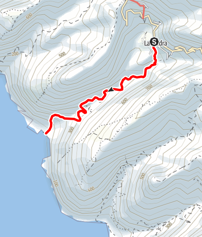 Map / Tenerife - Barranco de Masca