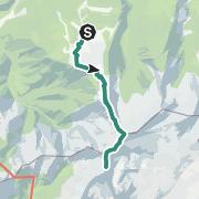 Karte / Schrocken bis Hochmölbing vom Stodertal