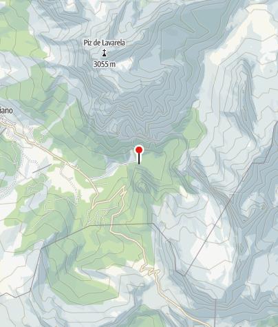 Karte / Cap. Alpina 1726m