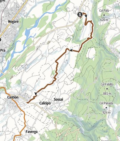 Map / Vena d'oro modolo