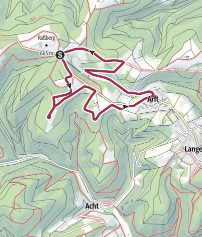Karte / Arfter Runde