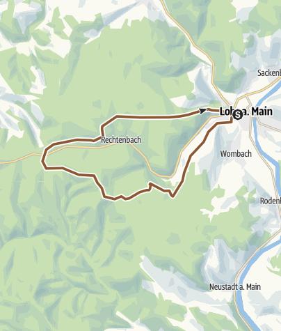 Karte / Bischborner Hof