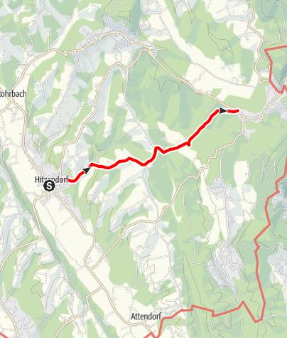 Karte / Grazweg Nr.40