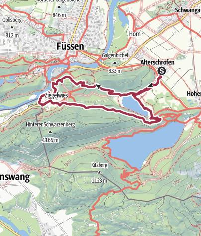 Térkép / Kalvarienberg