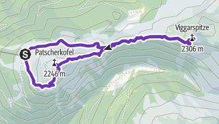 Map / Zirbenweg 10km