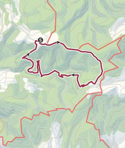Karte / Wildewiese-Faulebutter-Wildewiese