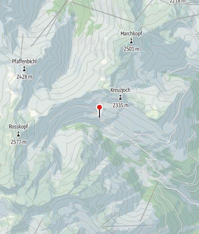 Karte / Sidanalm