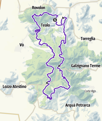 Karte / TCE 42km
