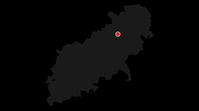Karte / Winterwunderland Christental - Kaltes Feld