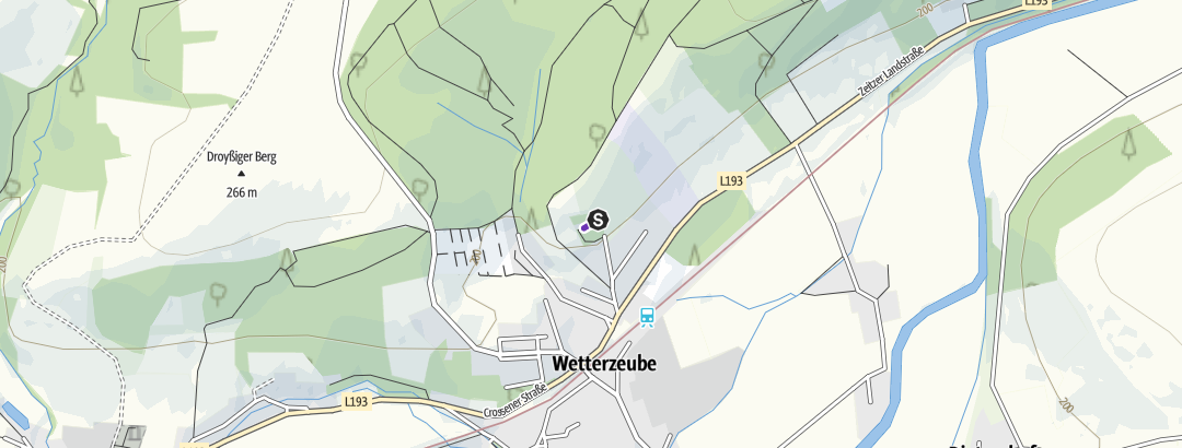 地图 / Wetterzeube Nordschleife