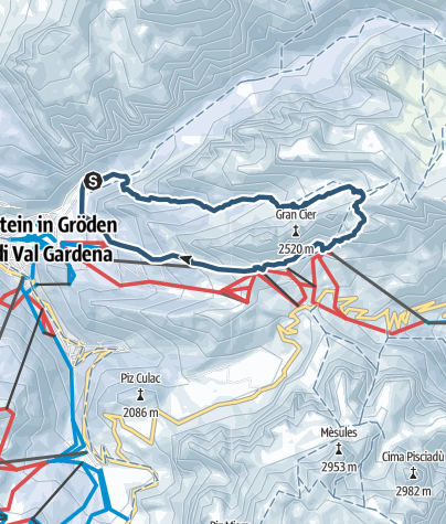 Map / Val Chedul