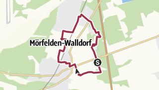Natura Trail Rund Um Mörfelden Walldorf Vom Naturfreunde Haus Zu