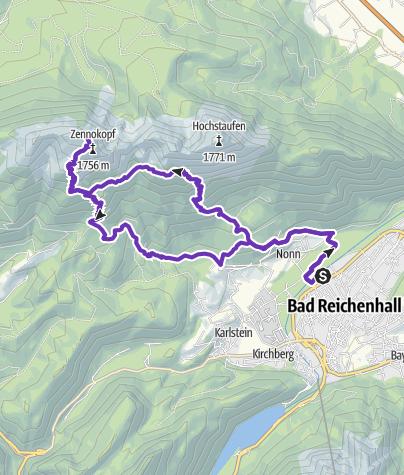 Karte / 14.05.2017 Zwiesel