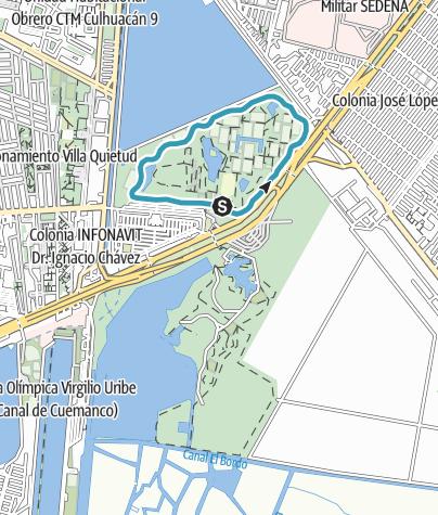 Mappa / Cuemanco
