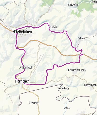 Karte / Im Pirminiusland