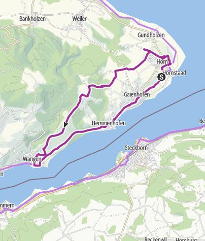Map / Höri  Kurztrip
