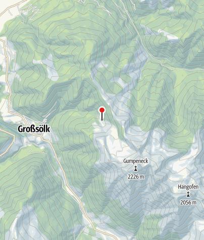 Karte / Schönwetterhütte 1442m