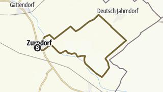 Hartă / Zurndorf - Karlhof