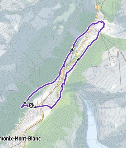 Karte / 15km loop