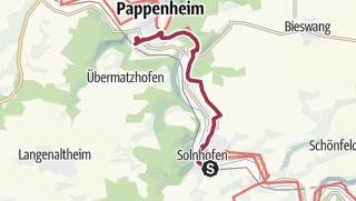 klettergarten pappenheim