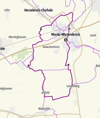 Map / B+H-2017-04-27: nach Langenberg